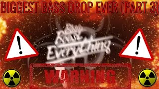 BIGGEST BASS DROP EVER! (EXTREME BASS TEST!!!) PART 3