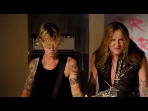Клип Sebastian Bach - All My Friends Are Dead