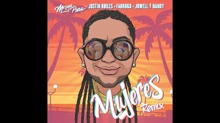 Mujeres (Remix) - Mozart La Para, Justin Quiles, Farruko, Jowell y Randy (Lyric Video)
