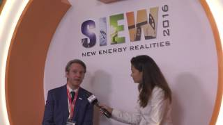 SIEW Live with: Mathias Steck, SVP & Regional Manager, Asia Pacific, DNV GL - Energy
