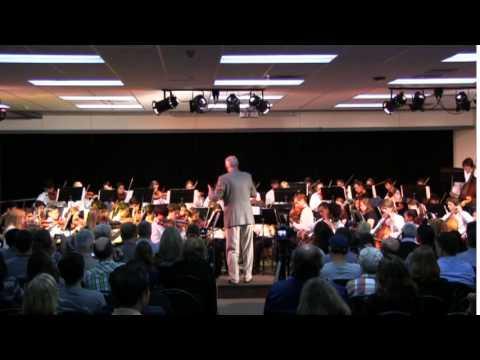 Final String Ensemble Concert 8th Grade Newhart Middle School 2015 Part 2