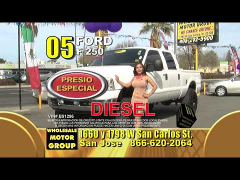 WholeSale Motor Group Azteca America Info. 30 Min