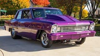 1966 Chevrolet Nova Pro Street For Sale