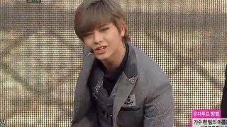 BTOB - Thriller, 비투비 - 스릴러 Music Core 20131005 thumbnail