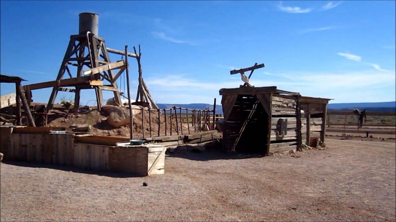 Hualapai ranch grand canyon west arizona youtube for Grand ranch