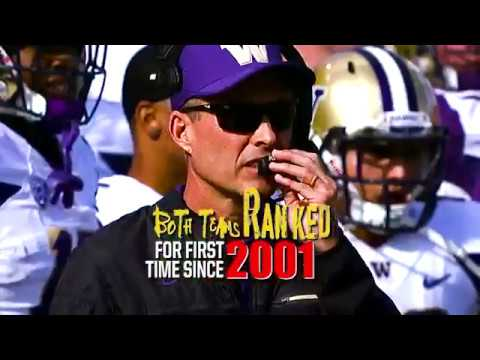 2016 Apple Cup | #5 Washington at #23 Washington State
