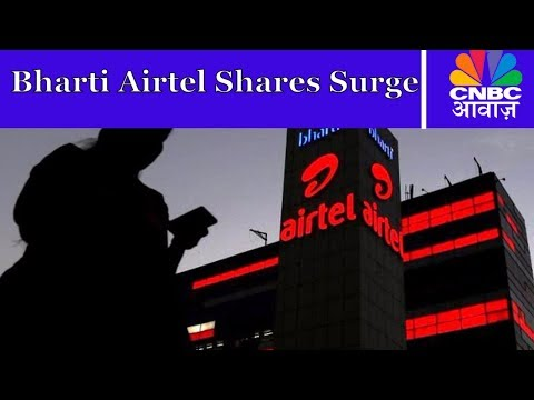 Midcap Mantra | Bharti Airtel Shares Surge 7% | 13th Oct | CNBC Awaaz