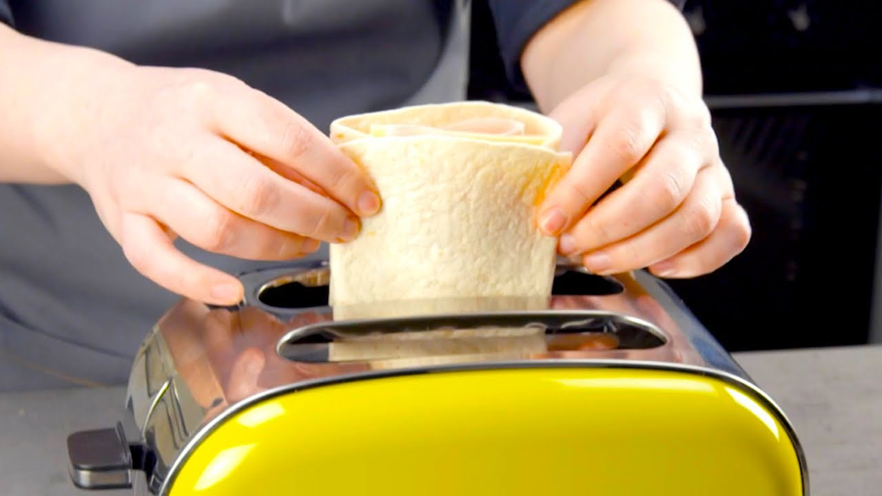 You Can Make THAT In A Toaster?! 6 Easy Hacks For Convenient Cooking That You Need To Know