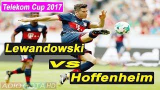 vuclip ليفاندوفسكي ضد هوفنهايم (كأس تيليكوم 2017) - Robert Lewandowski vs Hoffenheim - Telekom Cup 2017 HD