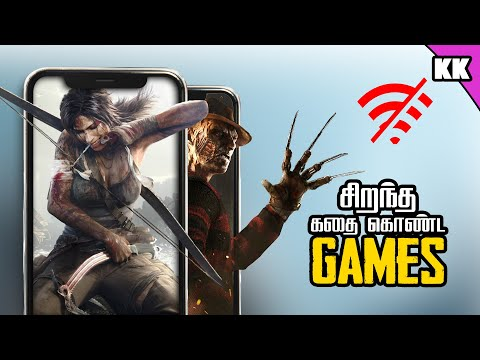 Top 10  BEST STORY Games For Android | Graphics Story Based Games | (Offline)  | A2D Channel