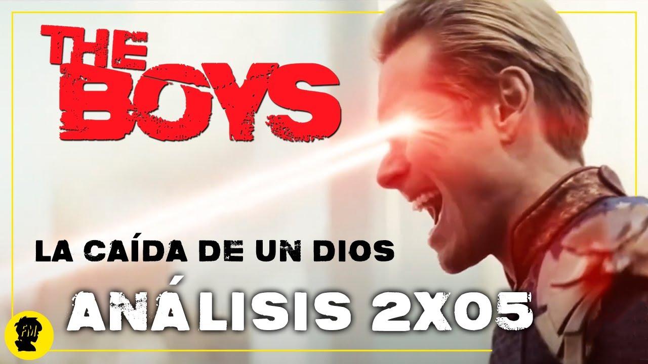 THE BOYS | Análisis del Episodio 5 de la Temporada 2 (2x05): La caída de un Dios