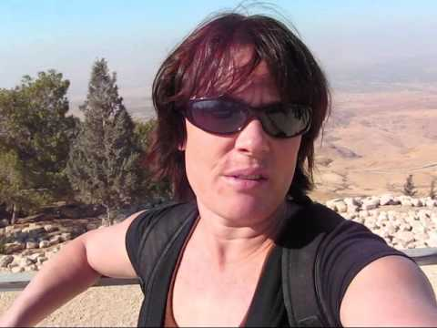 Moses and Mount Nebo