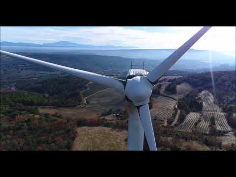 Wind turbine inspections - RES Group - Sterblue