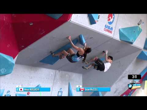 Best of IFSC 2014 - Hard Boulder Problems 2