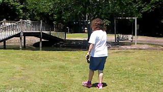 Binocular Girl and the Island of the Lost Swing thumbnail