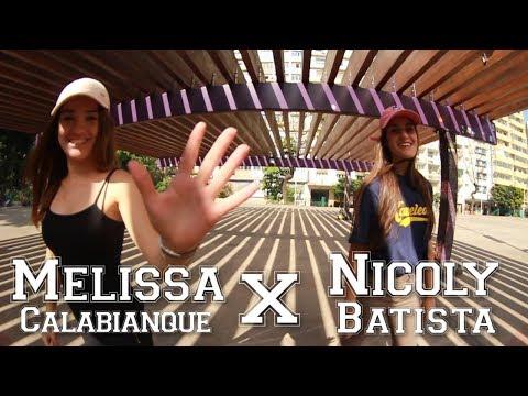 PRONTO PRO GAME - Melissa Calabianque x Nicoly Batista