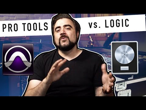 Avid Pro Tools vs. Apple Logic Pro X — How To Decide What's Best For You!
