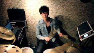 [HD]싸이 젠틀맨 psy-gentleman drum cover (REMIX)드러머 성호 drummer sung ho(Dr.sempre)