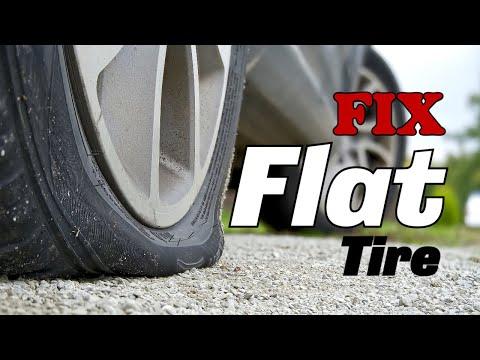 fix-a-flat-tire-simple