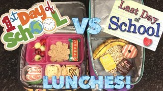 week of school lunches