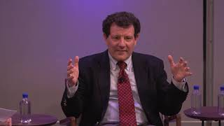Nicholas Kristof Discusses the Fall of America