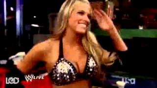kelly kelly admitted she likes john cena