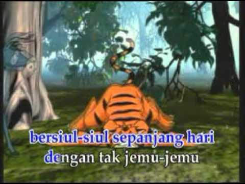 LAGU ANAK INDONESIA - BURUNG KUTILANG