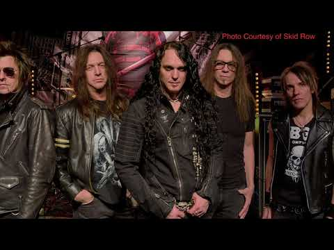 Skid Row's Dave 'Snake' Sabo Talks ZP Theart and His Favorite Tour