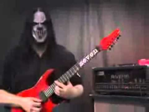 LEARN HOW TO PLAY GUITAR WITH SLIPKNOT - SURFACING WITH MICK THOMSON