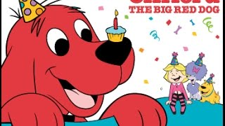 Clifford the Big Red Dog Birthday adventures - Clifford's puppy days nina perfect party