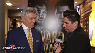Michael Buffer on if Mayweather Mcgregor is good or bad for MMA & Boxing