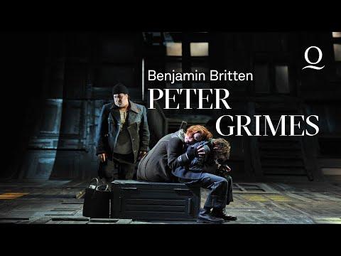 Peter Grimes - Oper Von Benjamin Britten