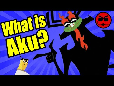 Aku's Real World Origin in Samurai Jack! - Gaijin Goombah