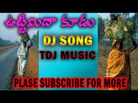 uttimidha-kudu-telugu-dj-song-by-tdj-music