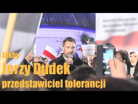 Jakby Jerzy Dudek - przedstawiciel tolerancji