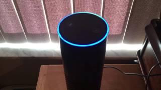 Alexa Loop Mode With Playlist For Sleep Noise
