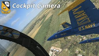 Cockpit Camera: Beaker