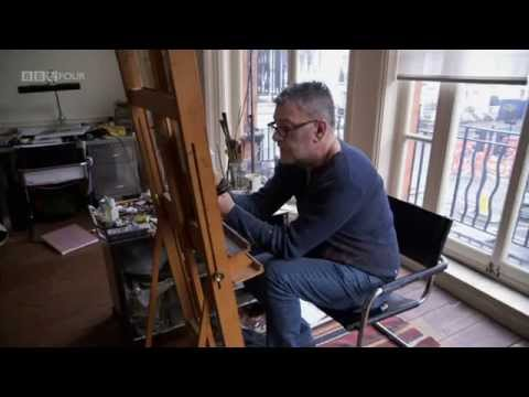 2/2 Jack Vettriano - What Do Artists Do All Day ?