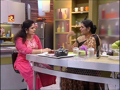 "Annies Kitchen With Famous Film Actress  ""Vidhubala "" | Chicken Vindaloo |"