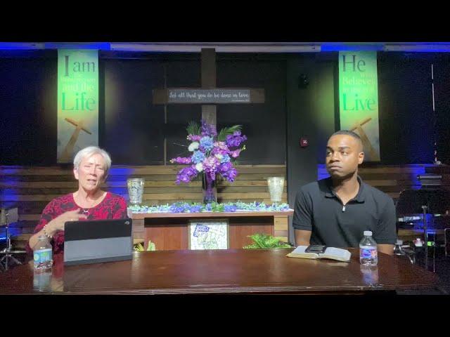 Lenten Series - Creator God's Story of Hope #30 - 03/23/2021