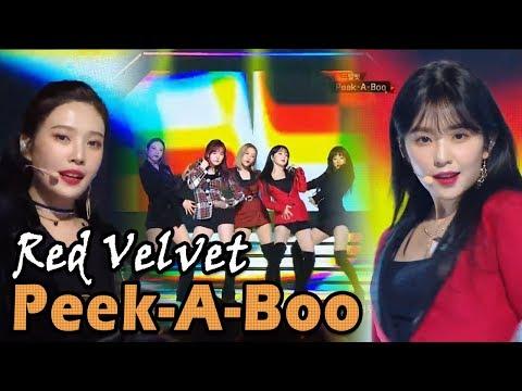 [2017 MBC Music festival]Red Velvet- Peek-A-Boo,레드벨벳- Peek-A-Boo 20171231