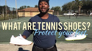"What are ""Tennis"" shoes? thumbnail"