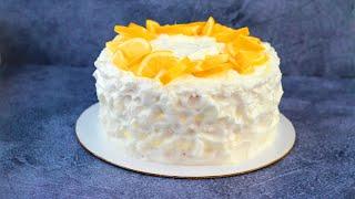 НИЗКОКАЛОРИЙНЫЙ лимонный ПП торт Бисквитный торт ПП рецепты ДЛЯ ПОХУДЕНИЯ