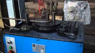 видео Обзор промышленных гибочных станков для арматуры