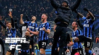 Will Inter Milan go on to win Serie A after leapfrogging Juventus? | Serie A