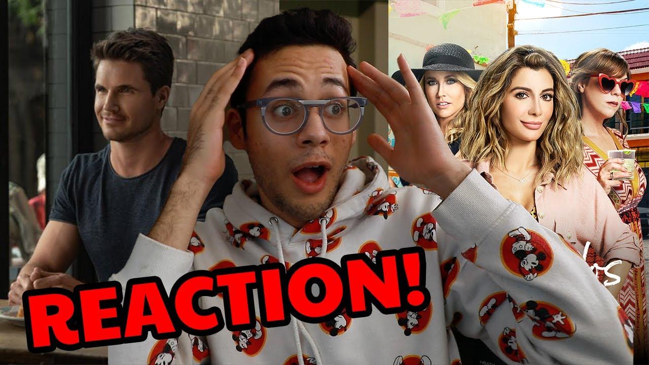 Desperados Netflix Movie Reaction Review Commentary Youtube