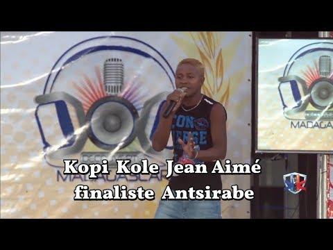 Kopi Kole Jean Aimé Finaliste Antsirabe