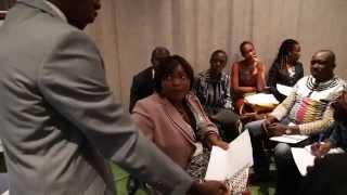 Atelier de formation sur l'ESR Toolkit - Election Présidentielle 2015 en Côte d'Ivoire