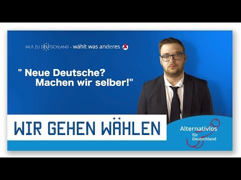 Rap-Wochenbuch — Don Maxin - Wir Gehen Wählen! - Bundestagswahlen 2017 (Kalenderwoche 35)