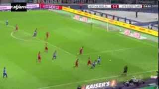 Per Ciljan Skjelbred - Hertha Bsc Debut Vs Stuttgart H 2013/2014
